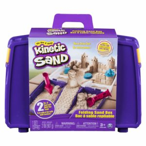 Read our Kinetic Sand Folding Sandbox review here