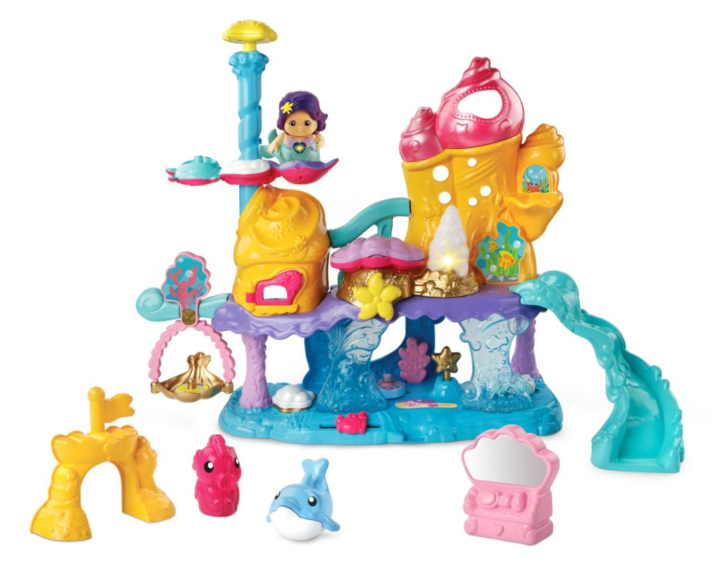 Buy the Smart Friends Shimmering Seashell Castle from Amazon