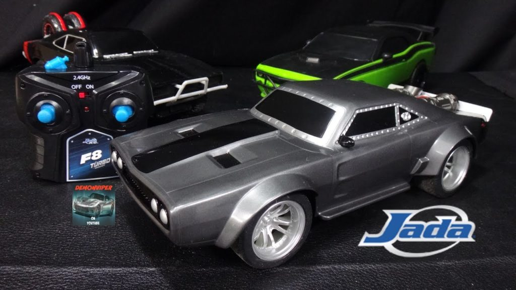 Buy the Fast and Furious RC Dom's Car from Amazon
