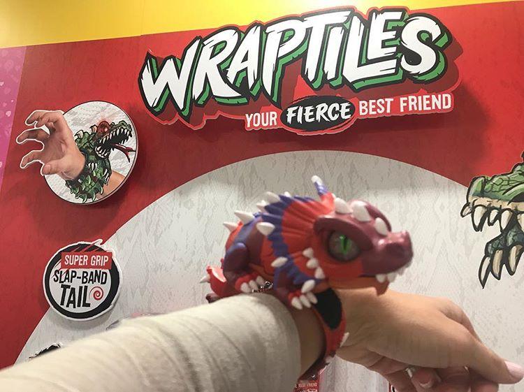 Buy Wraptiles Wrist Friends from Amazon